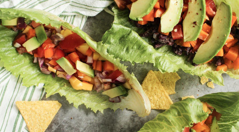 Vegane Tacos lowcarb