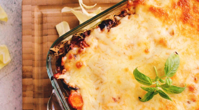 Lowcarb Lasagne mit Kohl