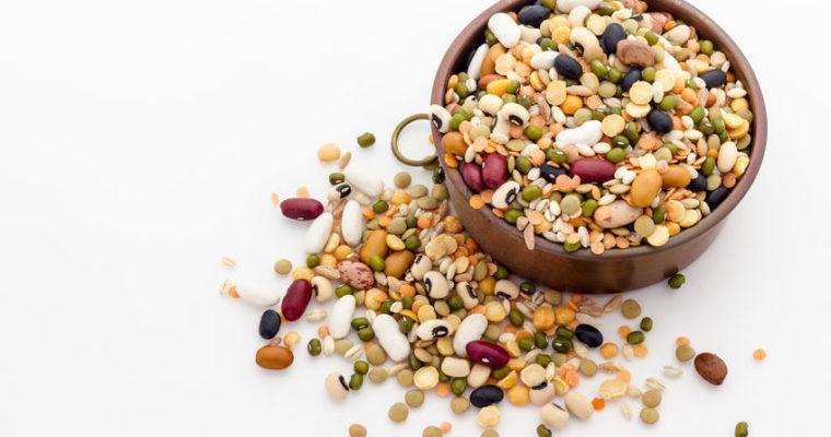Eiweißquellen für Vegetarier + vegetarische Rezepte