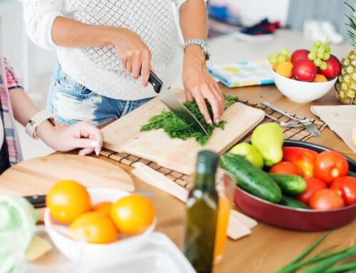Wie starte ich eine gesunde Ernährung?