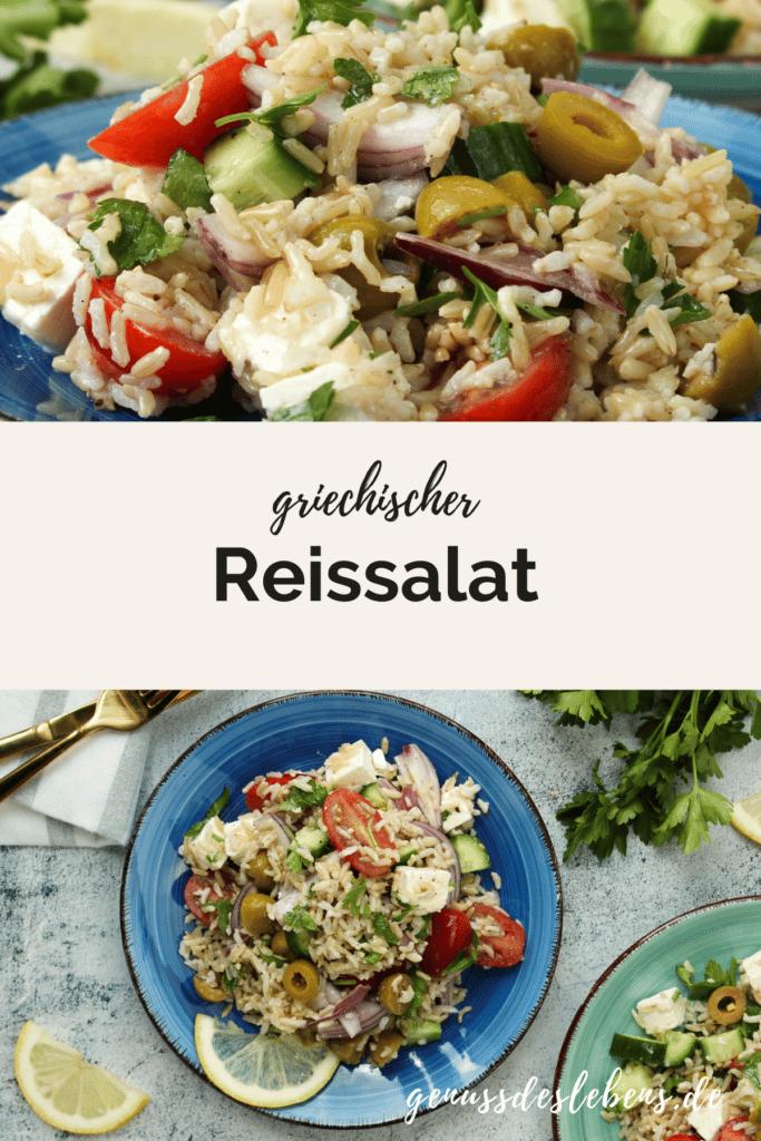 Reissalat griechische Art