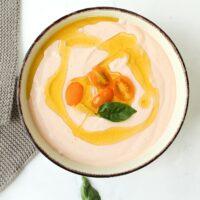 Fetacreme mit griechischem Joghurt